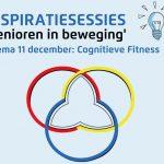 Uitnodiging inspiratiesessie cognitieve fitness