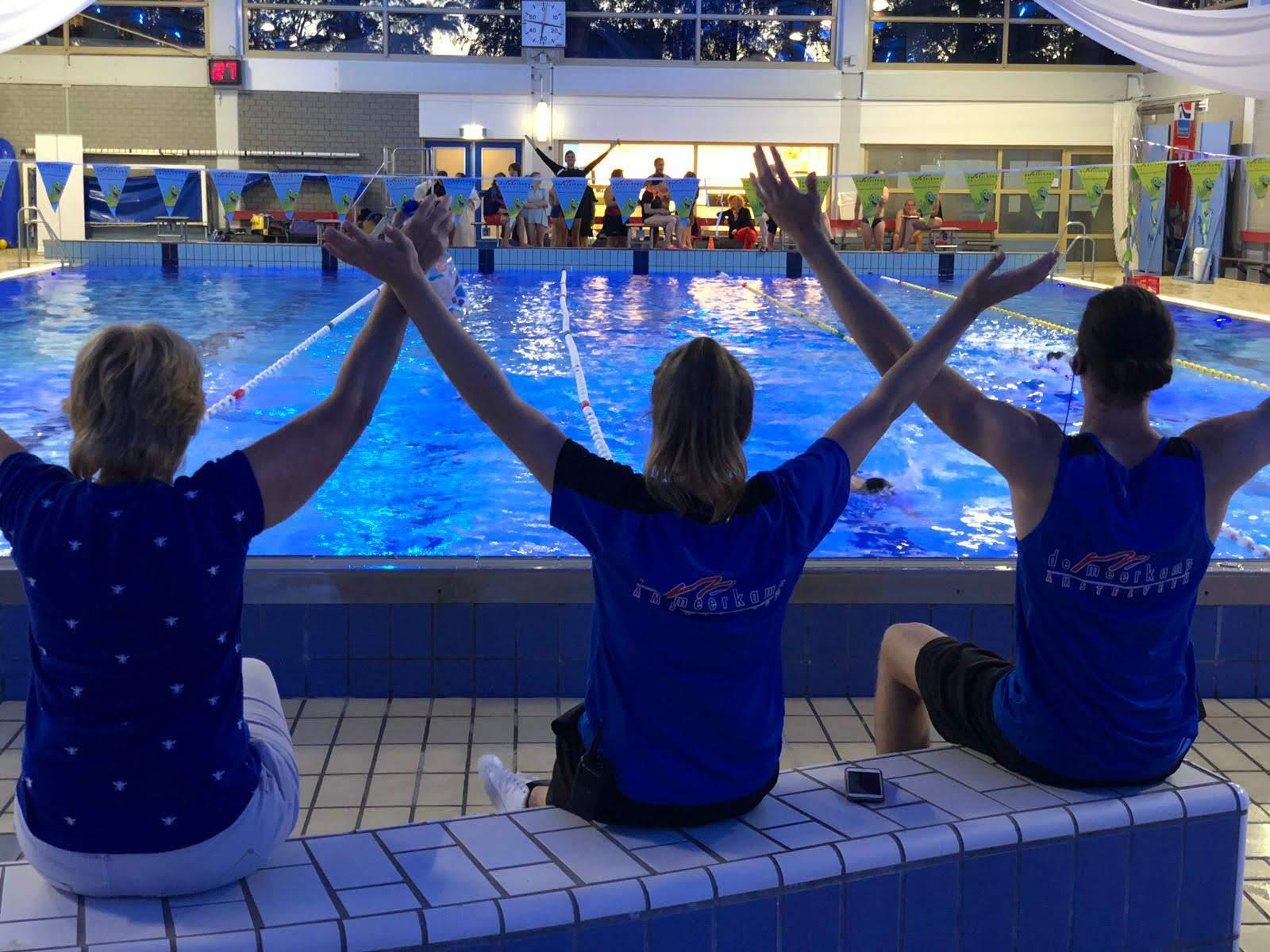 AmstelveenSport Nachtzwemmarathon